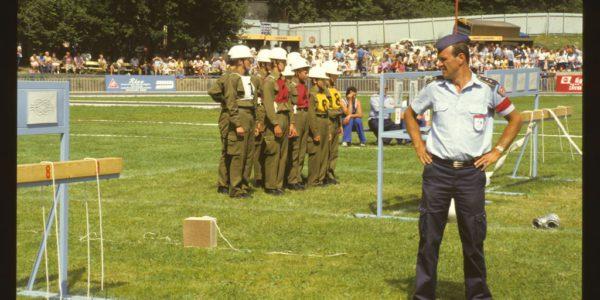 Feuerwehrjugend CSSR 1987