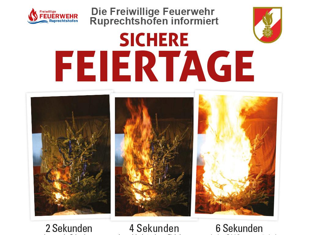 christbaumbrand